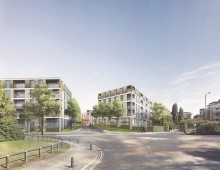 Taylor Wimpey appoints selling agents for new Emerald Gardens in Kew