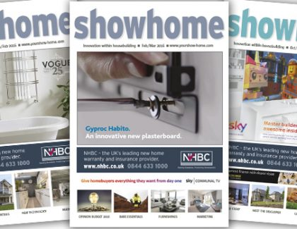 Showhome Feb/Mar 16 Issue