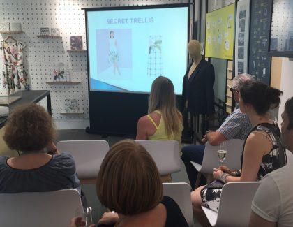 Ted Baker talks fashion at British Ceramic Tile's London Hub