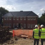 Record £5.7m loan for luxury homes development in North London