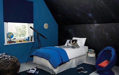 Special feature: Dulux reveals it's decoration, decoration, decoration when it comes to kids rooms