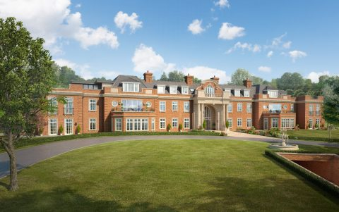 Millgate launches exclusive new development, Knowle Hill Park