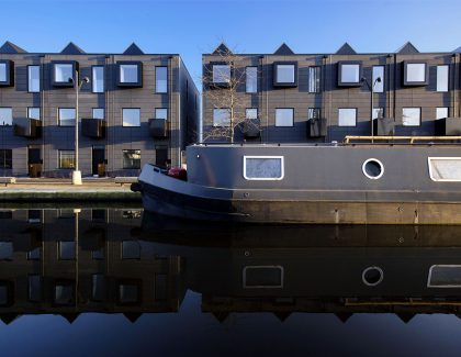 Urban Splash completes houses at New Islington; unveils plans for modular apartments