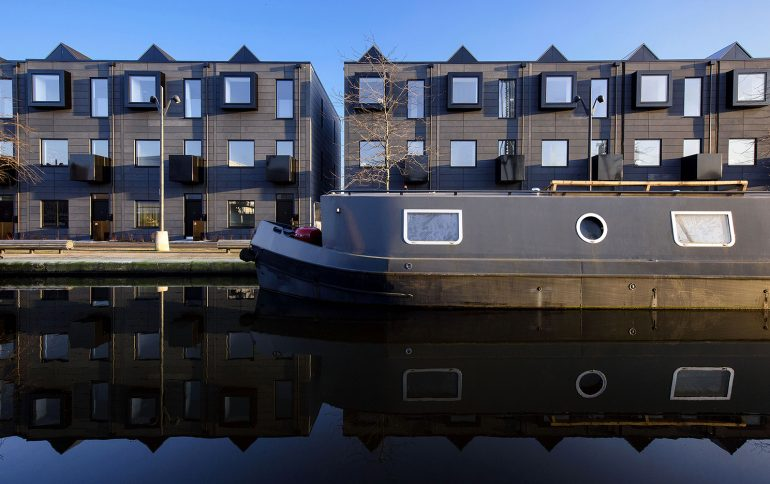 Urban Splash completes houses at New Islington; unveils plans for modular apartments