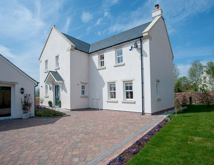 British Gypsum products raising standards for house buyers in Penrith