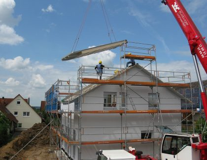 New home registrations 20% up for August, reports NHBC