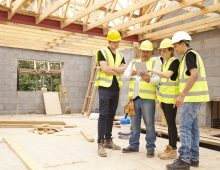 Bank moves quickly to back a 30 bungalow development