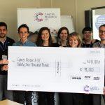 Epic pledge to tackle cancer sees Kohler Mira raise £92,000