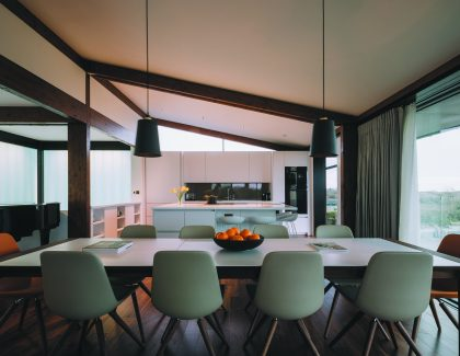 Premium kitchen manufacturer features in RIBA Award winning 'Silver House'