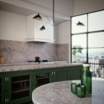 Turbine Grey: The new granite-inspired quartz colour from Caesarstone