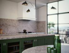 Turbine Grey: The new granite-inspired quartz colour from Caesarstone