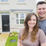 Fast move to a stylish new home at Saxon Fields  for Cullompton's Steve and Lyndsay