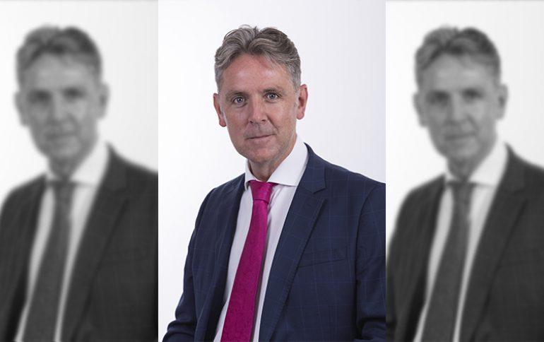 Development finance lender BLG appoints Gordon Robinson as Deputy Head of New Business