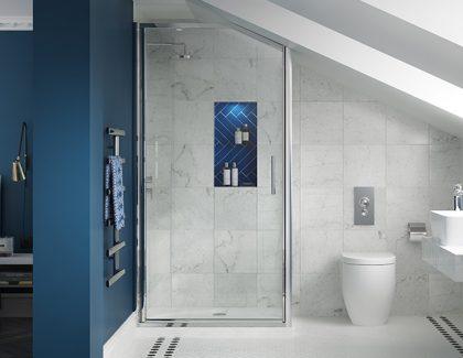 Coram Showers Wins Prestigious Elements Europe Contract with 700mm Optima Bi-Fold Door