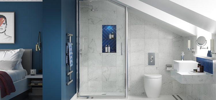 Coram Showers Wins Prestigious Elements Europe Contract with 700mm Optima Bi-Fold Door