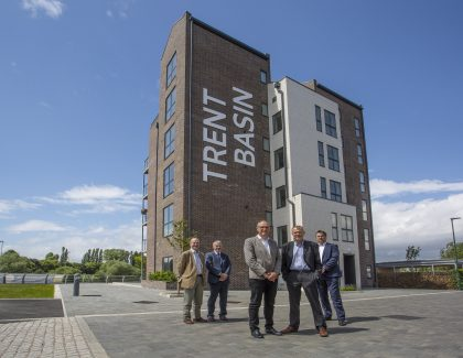 Hassle-Free Community Energy System to Cut Carbon Emissions at Nottingham Housing Development