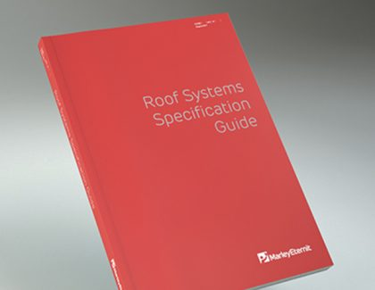 Under one roof: Marley Eternit launches new Roof System Specification Guide