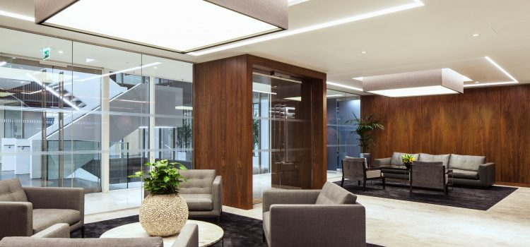 Nulty completes latest office lighting scheme in Central London