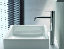 Duravit C.1 tap fittings win the iF GOLD AWARD 2018 – Luv, Vero Air c-bonded and the BioTracer honoured with the iF DESIGN AWARD