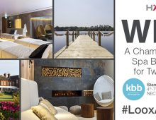 Win a spa break for two at KBB 2018