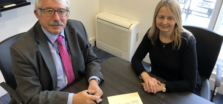 Renewed collaboration commitment between leading built environment Institutes