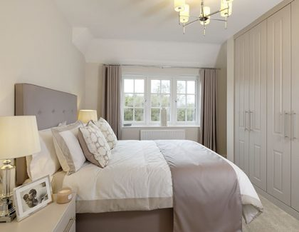 Housebuilder launches show home at new Chellaston development