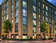 Nottingham's first major build-to-rent scheme proves to be catalyst for city's south side