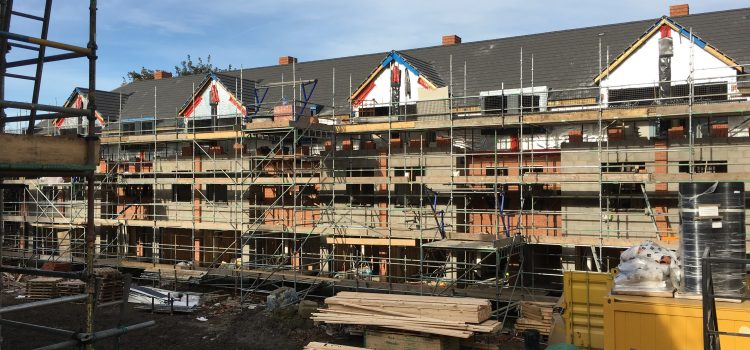 Building for the future with 100% funding in Whalley Range, Manchester