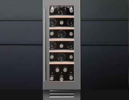 Compact & bijou: Meet Caple's new Wi3150 wine cabinet