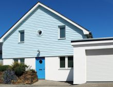 Is a roller door right for a coastal home?
