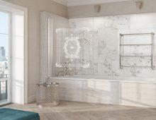 New Victoriana bath screen released by Roman