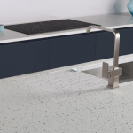 Minerva Ice Blue Worktop added to Häfele product range