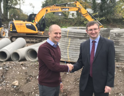 Genesis Homes partners with Homes England to deliver new homes in Brigham