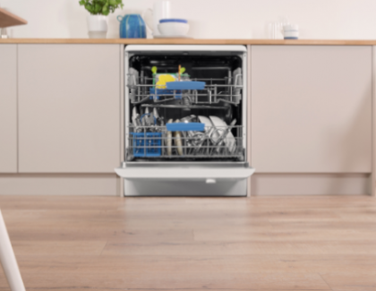 Indesit BabyCare dishwasher 'recommended' by trusted reviews