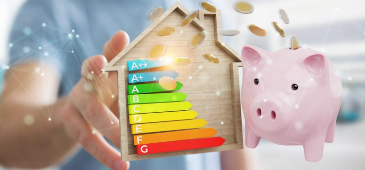 Improving your home's energy rating can raise its value by almost £25,000