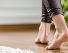 Warm all over with Cosyfloor – demista's new underfloor heating product