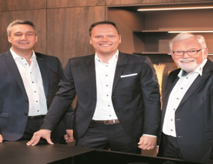 Rotpunkt Küchen appoint new Managing Director Sven Herden