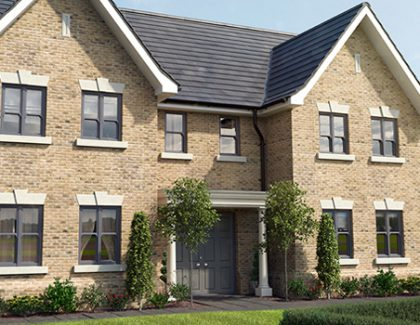 Homehunters find the best of both worlds at Chantry Place