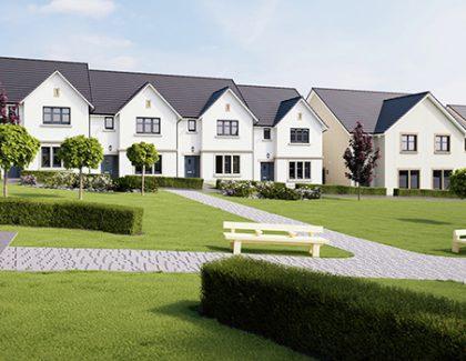 CALA Homes introduce new Aberdeen-based Craibstone Estate